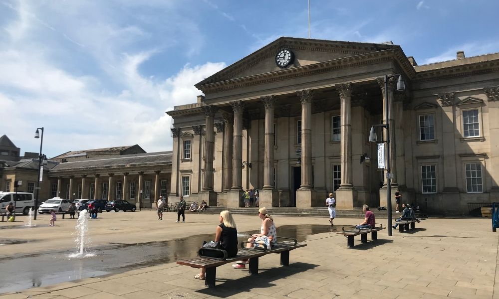 Huddersfield Business Week 2019