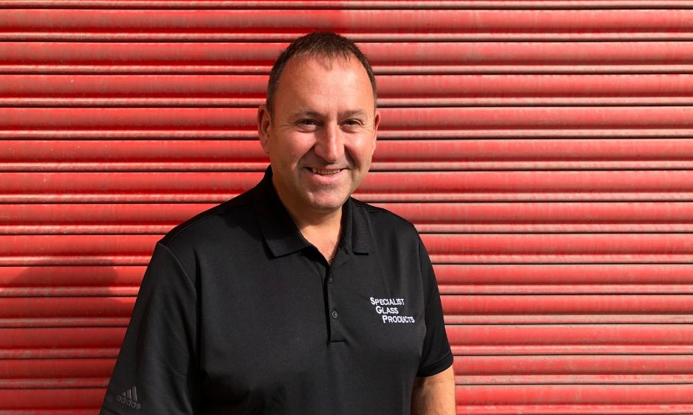 Meet the expert: Andrew Taylor – Specialist Glass Products