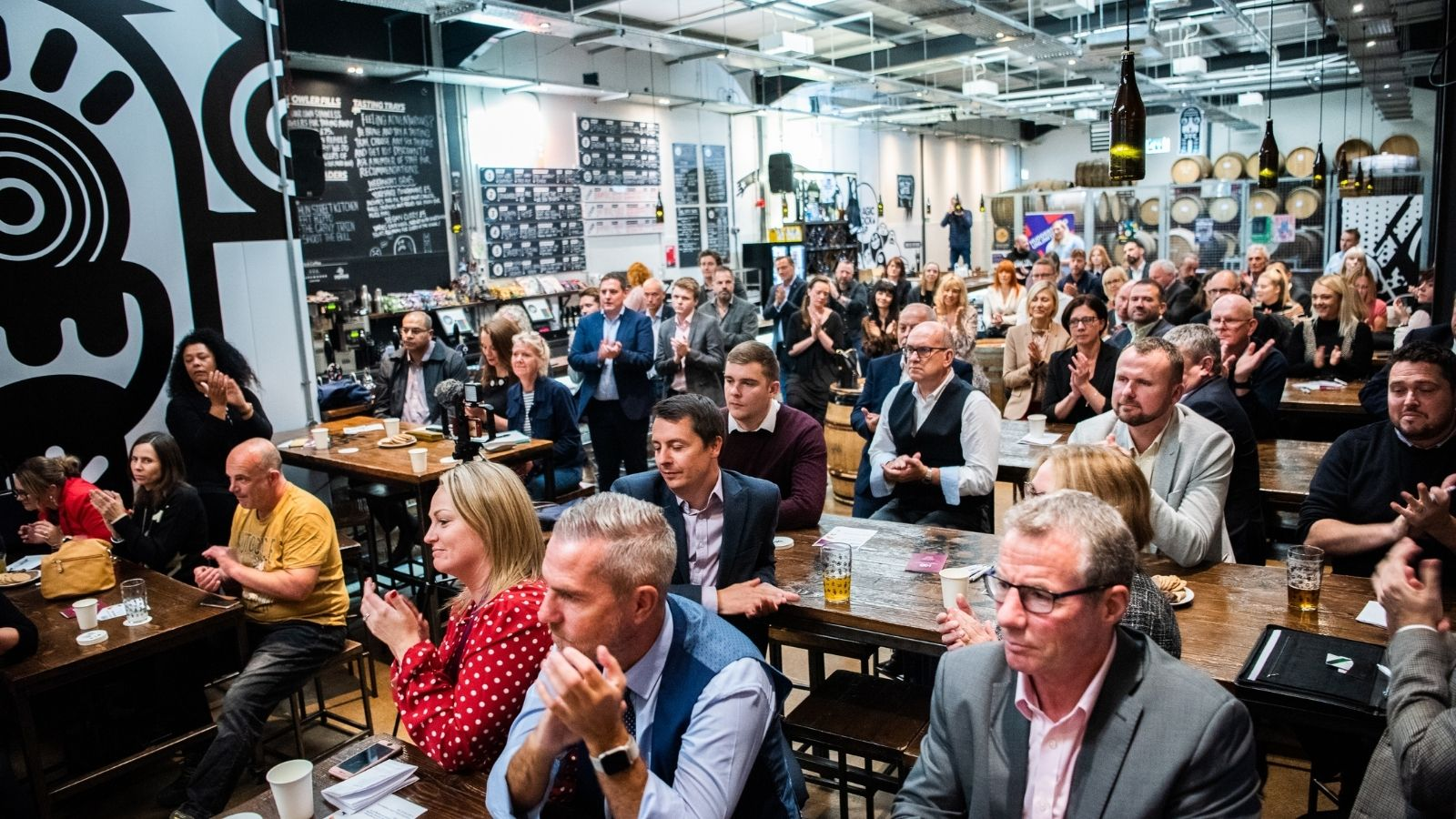 Where can I host my Huddersfield Business Week event?