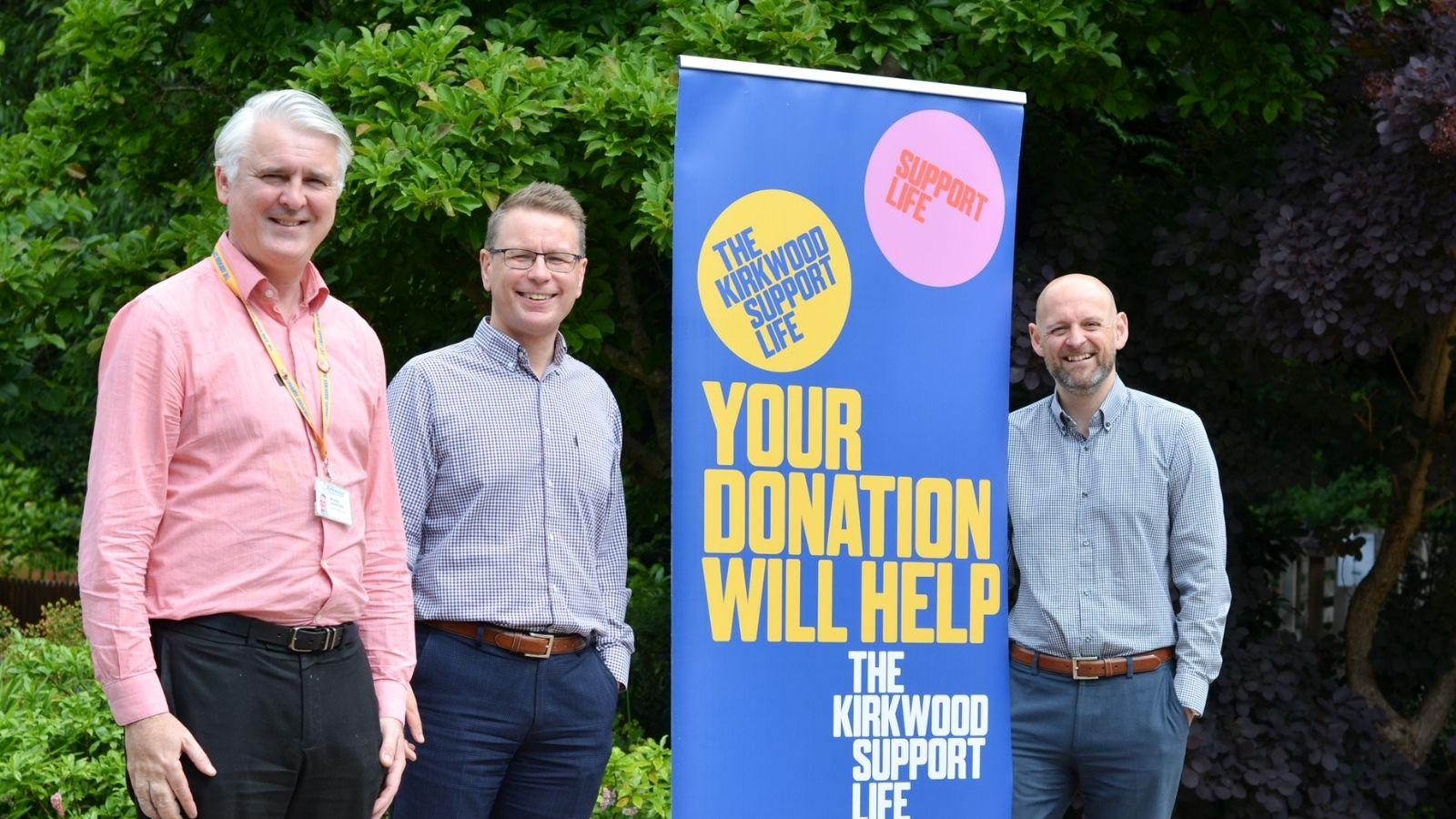 Sheards Accountants announce partnership with The Kirkwood
